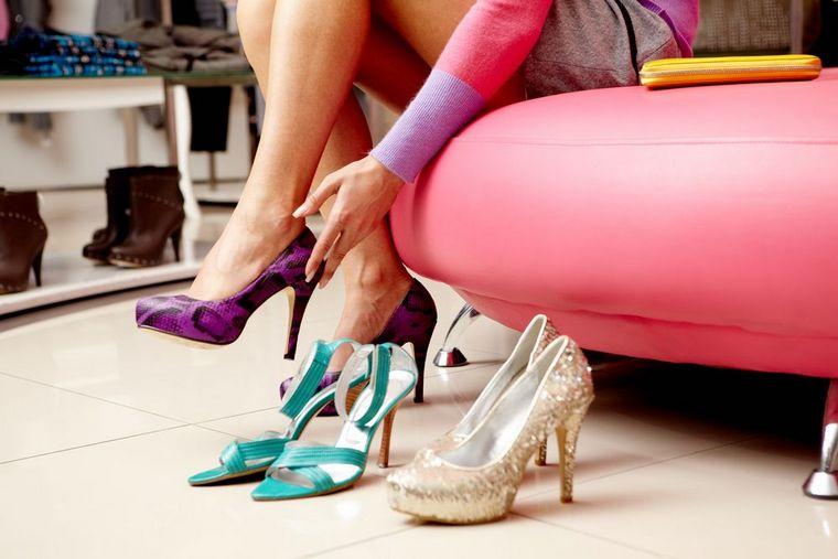 Как выбрать правильные туфли