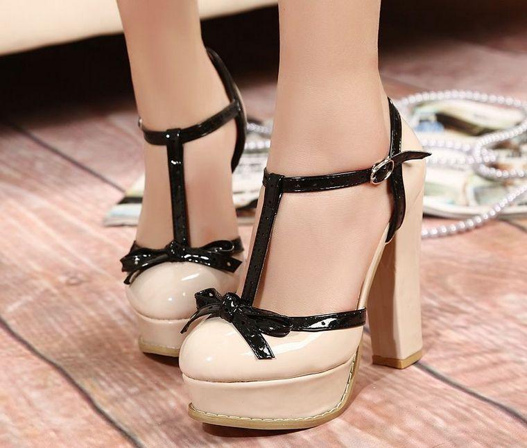 Модные женские туфли какие они?