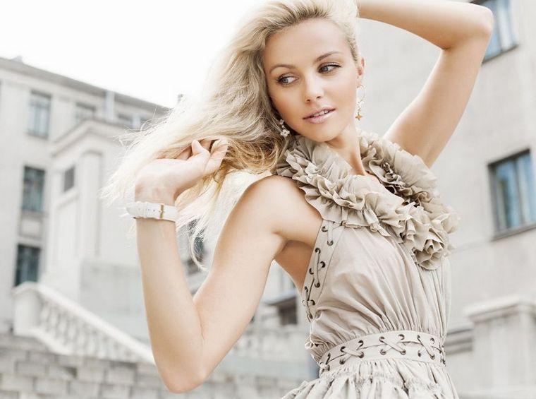 Романтический стиль в женской одежде